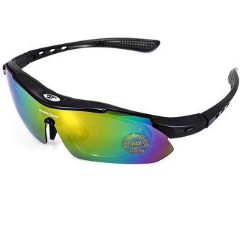Robesbon 0089 Deportes no polarizados correr al aire libre gafas de  ciclismo Gafas de sol UV400 98d4144742ae