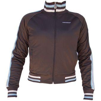 Extensamente Multiplicación Kilómetros  Chaqueta Converse Track Jacket para Mujer | Linio Colombia -  CO309SP0XEBUMLCO