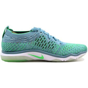 the latest 9a986 7c3b7 Compra Tenis de mujer Nike Air Zoom Fearless Flyknit 850426-401 Azul ...