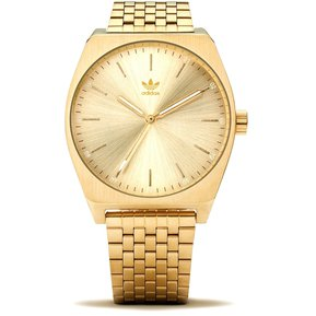 Reloj Análogo Marca Adidas Modelo  Z0250200 Color Oro Para Unisex b584958b5c5c