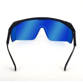 9832ea0b50 EW Seguridad láser gafas de protección gafas azul/violeta