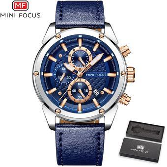 comprar bien fábrica auténtica reunirse Reloj de pulsera deportivo a prueba de agua de marca de lujo MINI en =