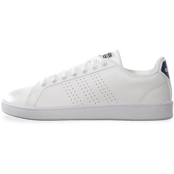 Tenis Adidas CF Advantage Clean BB9624 Blanco Hombre