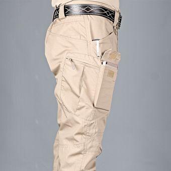 Nuevos Pantalones Tacticos Militares Pantalones De Carga Impermeables Pantalones De Combate Transpirables De Color Solido Del Ejercito Para Hombres Pantalones De Trabajo Joggers Talla S Wan Khaki X7 Linio Peru Ge582sp0ja1ablpe