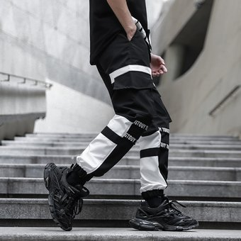 Pantalones Bombachos De Vitalidad Juvenil Ropa De Calle Para Hombre Pantalones De Jogger De Hip Hop Informales Punk De Moda Para Hombre Envio Directo Jun D50 Linio Peru Ge582fa00rctnlpe