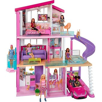 Compra Dream House Barbie 39706e47368
