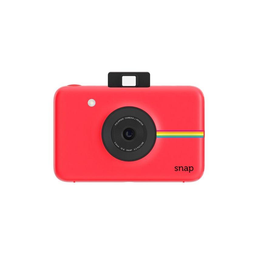 Cámara Polaroid Snap - Roja
