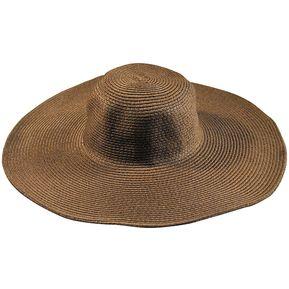E-Thinker Sombrero Para El Sol Para Playa Sombrero Grande Gorra-Marrón 37b889a12d7