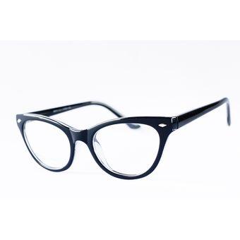 aed9ab3526 Compra Armazón Para Lentes Ópticos Cat Eye Negro online | Linio Chile