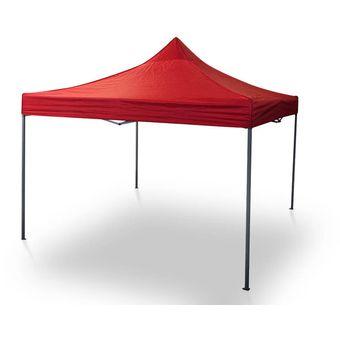 Compra toldo plegable techo carpa 3 x 3 mts acero lona - Toldos para jardin precios ...