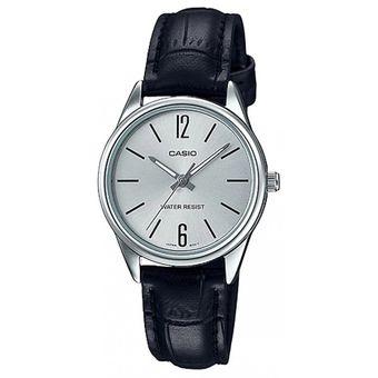 77a7a375d779 Compra Reloj Casio LTP-V005L-7B Para Dama En Cuero Formal Analogico ...