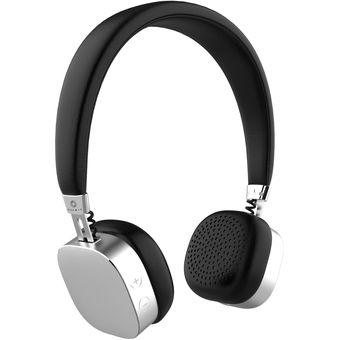 Audifonos Bluetooth OneBit black/silver
