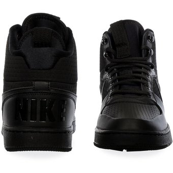 fc8841a7ed55e Compra Tenis Nike Court Borough Mid - AA0547002 - Negro - Hombre ...