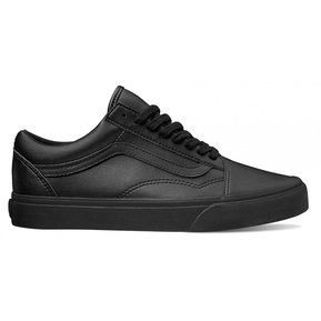Tenis Vans Old Skool Fw18 Blkm Mono Original Vn0a38g1pxp 128839bb0be
