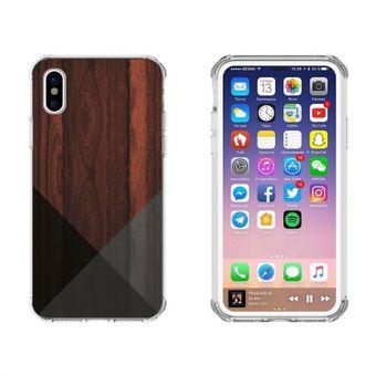 carcasa madera iphone x