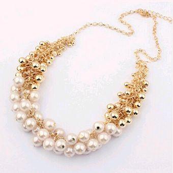 9e215a433fb9 Compra Collares de perlas de moda en Linio Colombia