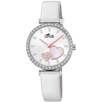 Reloj 18618/1 Blanco Lotus Mujer Bliss Lotus