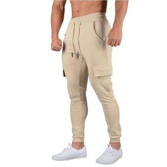 Pantalones Negros Para Hombre Pantalones De Harem Para Hombre Pantalones De Moda Caqui De Gran Tamano Pantalones De Chandal Largos Pantalones Informales Para Hombre Wan Black Linio Mexico Ge598sp1iaqz1lmx