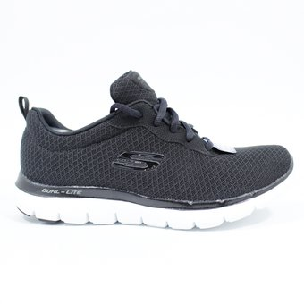 Zapatos grises formales Skechers para mujer Hmh2d4