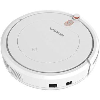 Aspiradora Automática Inteligente Winco W200-Blanco