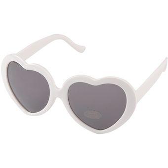 9b3c2337f5 Compra Gafas De Sol Corazón-Blanco online | Linio México