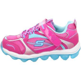 Zapatos negros Skechers Skech infantiles sWkhu