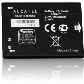 a2b094b74be Batería Alcatel ONE TOUCH OT-720 CAB31L0000C2 Clase A Original - Negro
