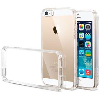 cdf4583fd96 Compra Estuche Silicona TPU iPhone 5 / 5S / SE - Transparente online ...