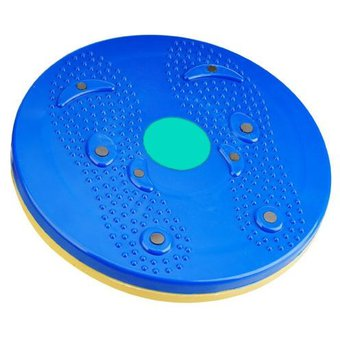 Disco Twister Giratorio Para Moldear Y Reducir Cintura Y Abdomen