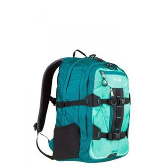 otra oportunidad oficial mejor calificado los mejores precios Mochila Notebook Kala Uta 25 Lts Verde Lippi