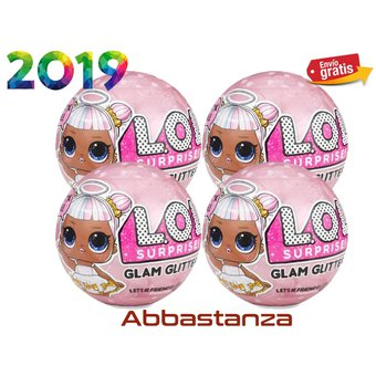 Compra 4 Lol Surprise Serie Glam Original Envio Gratis Online