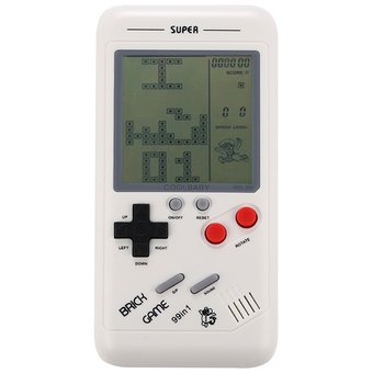 Compra Rs 99 Tetris Clasico Retro Consola De Juegos Portatil