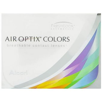 66e73cadf4382 Agotado Lentes De Contacto Air Optix Colors Graduados para Miopía - Café