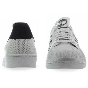 3e60b91466909 Compra Tenis Adidas Superstar PrimeKnit - BY8704 - Blanco - Hombre ...