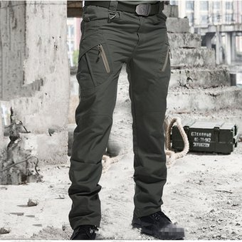 Pantalones Cargo De Ejercito Pantalones Tacticos Militares De Ciudad Pantalones De Combate Swat Para Hombres Muchos Bolsillos Pantalones De Entrenamiento Resistentes Al Desgaste Impermeables Chun Army Green Linio Peru Ge582fa0f3fizlpe