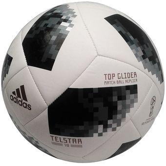 Compra Balón Adidas Oficial Copa Mundial FIFA 2018 TELSTAR - Blanco ... c73c081d1ab8e