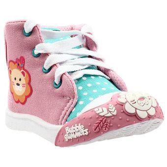 Compra Botines para niña marca BUBBLE GUMMERS Bubble Gummers - Rosa ... 799e34d1b5d76