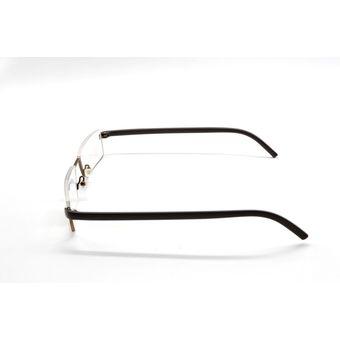 e1a03fe92f Compra Hombres marrón con gafas lentes de lectura flexibles +4.0 ...