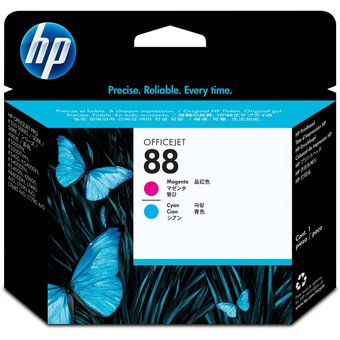 Cabezal de Impresión HP 88 – Cian y Magenta