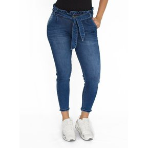 d84b534930 Jean Mujer Pink Star Jeans Levantacola Colombianos