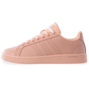 premium selection 7fe11 ff946 Tenis Adidas CF Advantage Clean - AW3977 - Rosa - Mujer