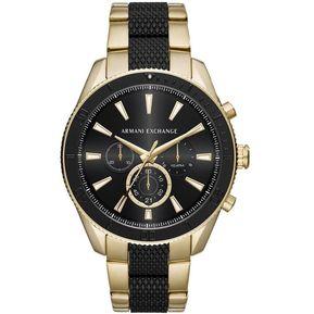 18ee46a00205 Reloj Análogo marca Armani Exchange Modelo  AX1814 color Oro   Negro para  Caballero