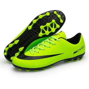 e7cbaf78dec2b Fashion Boy fútbol fútbol entrenamiento deporte zapatos-Verde