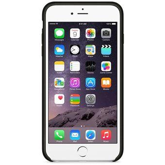 db36d045a46 Compra Funda Case De Cuero Para Iphone 6-Negro online | Linio Perú