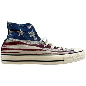 Zapatos de hombre Converse Chuck Taylor Hi US Flag 149496F Multicolor 536a8a5d27367