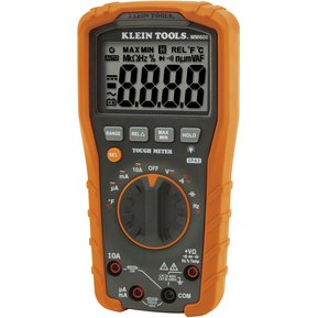Multímetro Digital 1000V+Autorango+ Termopar MM600 Klein Tools e0cbfa164ece