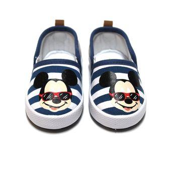 Agotado Zapatos Tipo Espadrille Niño Disney DSZC17-Azul ca71063ab4f