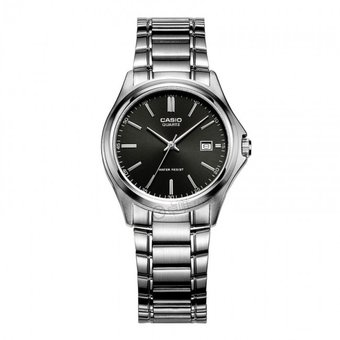 Casio Reloj 1183a Ltp 1a Plateado dCBxoe