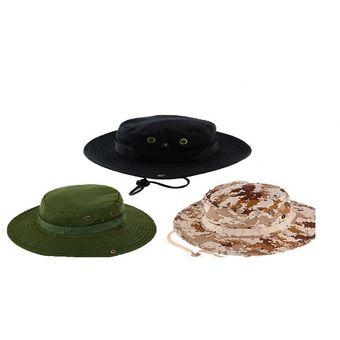 Compra Sombrero Boonie Militar Camping Pavas Unisex Colores Varios ... f060af68007