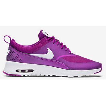 Compra Zapatilla Nike Air Max Thea Para Dama - Violet. online ...